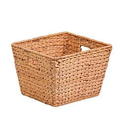 Honey Can Do Water Hyacinth Basket