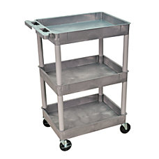 H Wilson Plastic Tub Cart 38