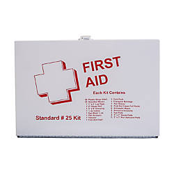 DMI 25 Person Basic First Aid