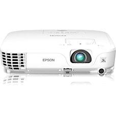 Epson PowerLite 500 LCD Projector 576p
