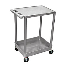 H Wilson Plastic Tub Cart 35