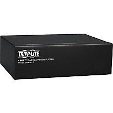 Tripp Lite 4 Port VGA SVGA