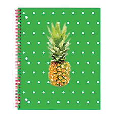 Divoga Spiral Notebook Tropical Punch Collection