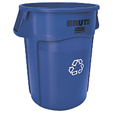 Rubbermaid Brute Round Recycling Container 24