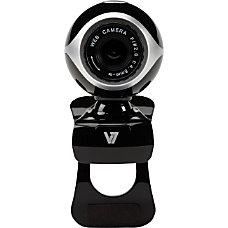 V7 CS0300 Webcam 03 Megapixel 30