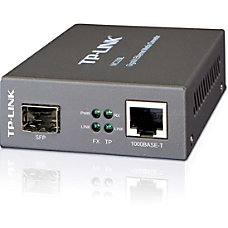 TP LINK MC220L Gigabit Media Converter