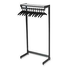 Quartet One Shelf Garment Rack 61