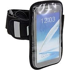 ARKON Smartphone Armband Case BlackClear