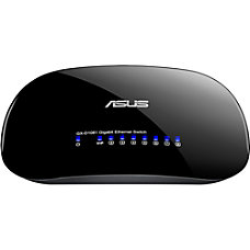 Asus 8 Port 101001000Mbps Desktop Switch