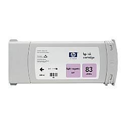 HP 83 Light Magenta Ink Cartridge