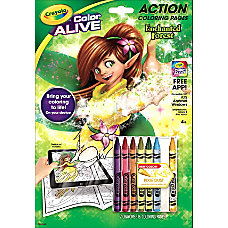 Crayola Color Alive Enchanted Forest Virtual
