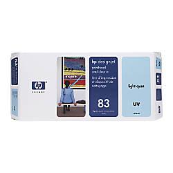 HP 83 Light Cyan Printhead C4964A