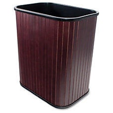 Carver Rectangular Waste Basket 425 gal