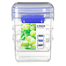 Sistema Food Storage Containers 400 mL