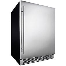 Silhouette Niagara 24 Integrated All Refrigerator