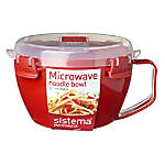 Sistema Noodle Bowl Red