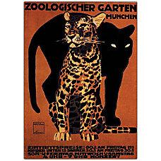 Trademark Global Zoologischer Garten Munchin Gallery