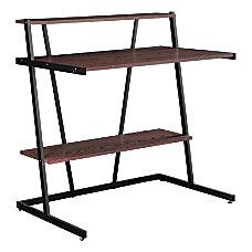 Altra Computer Desk With Shelf 36