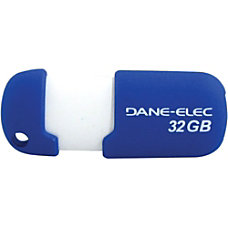 Dane Elec 32GB Capless DA ZMP