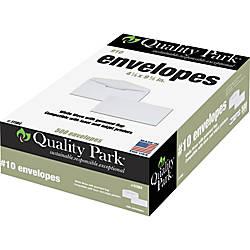 Quality Park LaserInkjet Envelopes 10 4
