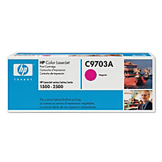 HP 121A Magenta Original Toner Cartridge