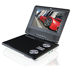 GPX PD701W Portable DVD Player 7