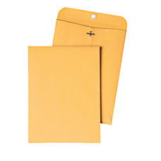 Quality Park Kraft Clasp Envelopes 90