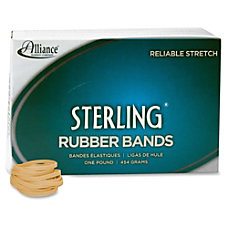 Alliance Sterling Rubber Bands 30 Size