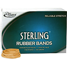 Alliance Sterling Rubber Bands 31 Size