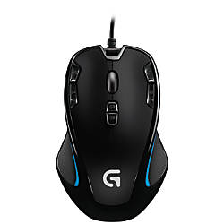 Logitech G300S Optical Gaming Mouse Black