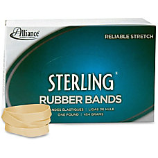Alliance Sterling Rubber Bands 84 Size