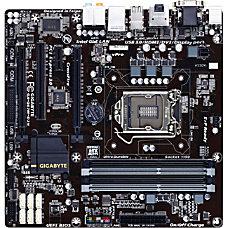 Gigabyte GA Q87M D2H Desktop Motherboard
