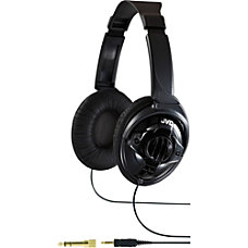 JVC DJ Style Monitor Headphone