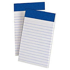 TOPS Perforated Medium Weight Writing Pads