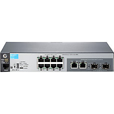 HP 2530 8 Ethernet Switch