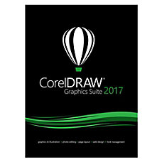 CorelDRAW Graphics Suite 2017 Download Version