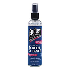 Endust 6oz Anti Static Streak Free