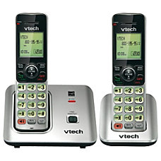 Vtech 2 Handset Cordless CID