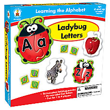 Carson Dellosa Early Childhood Games Ladybug