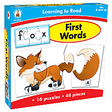Carson Dellosa Early Childhood Games Learning