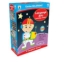 Carson Dellosa CenterSOLUTIONS Learning Games Language
