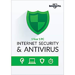 Defender Pro Internet Security Antivirus 1YR