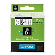 DYMO D1 53710 D1 Black On