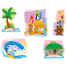 Carson Dellosa Decorative Bulletin Board Set