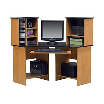altra furniture laminate corner computer desk 47 13 16 h x 42 w x