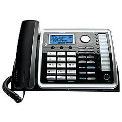 Rca 25216 2 line corded phone by office depot officemax - Office depot customer service phone number ...
