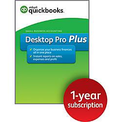 QuickBooks Desktop Pro Plus 2017 1