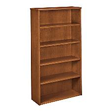 Basyx BW Series 5 Shelf Bookcase