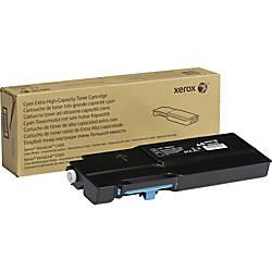Xerox Original Toner Cartridge Cyan
