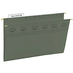 Smead TUFF Hanging File Folders With